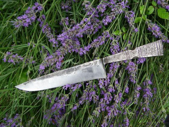 cuchillo de monte cheso