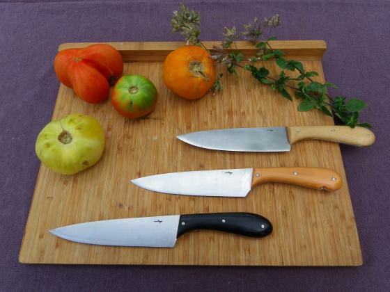 cuchillos de cheff